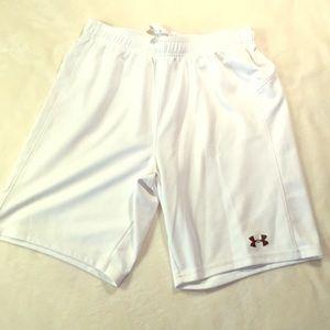 Under Armour Boy's Soccer Shorts